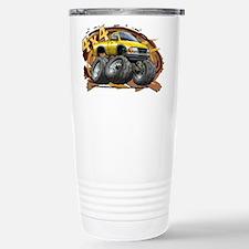 Yellow Ranger Travel Mug