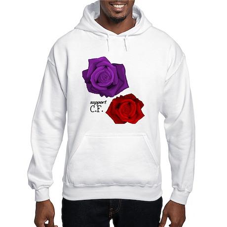 Support C.F. Hooded Sweatshirt