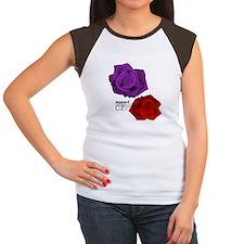 Support C.F. Women's Cap Sleeve T-Shirt