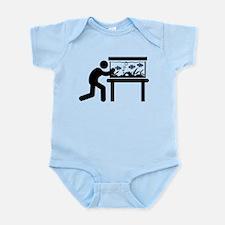 Fish Lover Infant Bodysuit