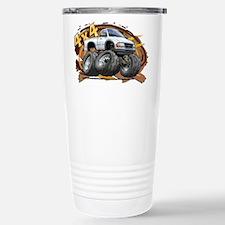 White Ranger Travel Mug