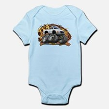 White Ranger Infant Bodysuit