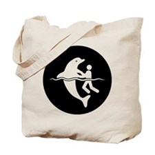 Dolphin Lover Tote Bag