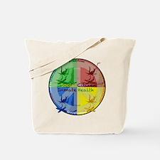 Social ramifications Tote Bag