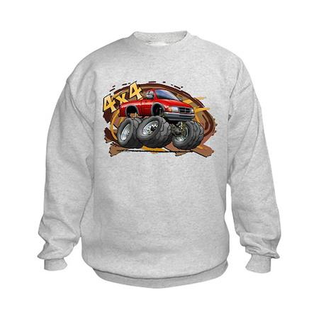 Red Ranger Kids Sweatshirt
