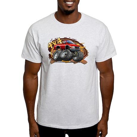 Red Ranger Light T-Shirt