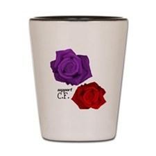 Support C.F. Shot Glass