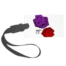 Support C.F. Luggage Tag