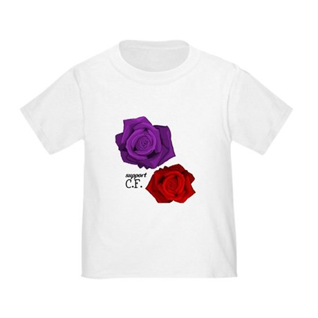 Support C.F. Toddler T-Shirt