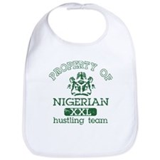 nigerian hustling team Bib
