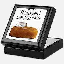 Our Beloved Departed Keepsake Box
