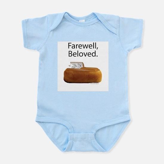 Farewell, Beloved. Infant Bodysuit