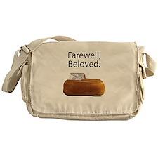 Farewell, Beloved. Messenger Bag