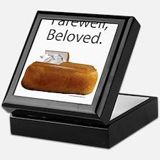 Farewell, Beloved. Keepsake Box