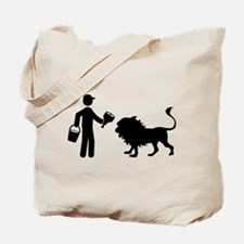 Zookeeper Tote Bag
