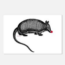 armadillo.png Postcards (Package of 8)