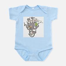 MISSION DRIFT Infant Bodysuit