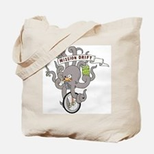 MISSION DRIFT Tote Bag