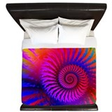 Psychedelic King Duvet Covers