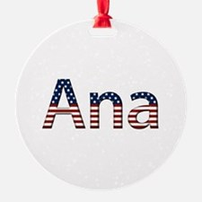 Ana Stars and Stripes Ornament