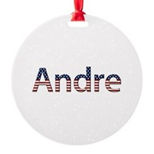 Andre Stars and Stripes Ornament