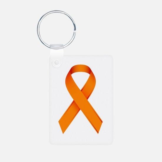 Orange Ive Got This Aluminum Photo Keychain