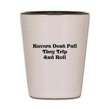 Ravers Trip Shot Glass
