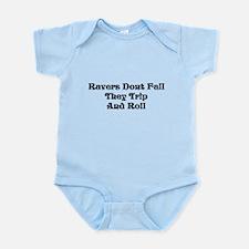 Ravers Trip Infant Bodysuit
