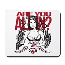 Are you all in? Mousepad