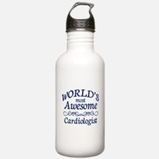 Cardiologist Water Bottle