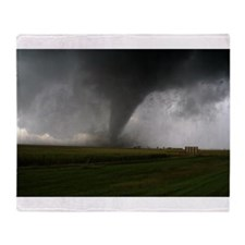 Tornado Throw Blanket