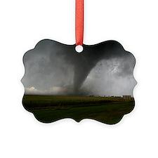 Tornado Ornament