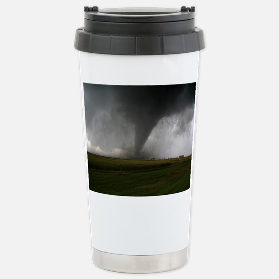Tornado Stainless Steel Travel Mug