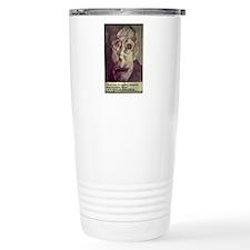 H. P. Lovecraft Travel Mug