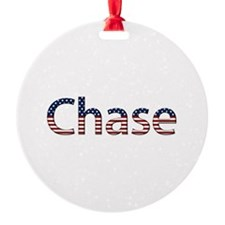 Chase Stars and Stripes Ornament