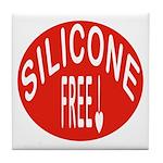 Silicone Free Tile Coaster