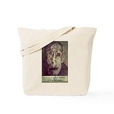 HOWARD PHILLIPS LOVECRAFT Tote Bag