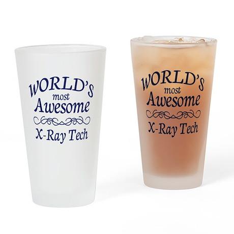 X-Ray Tech Drinking Glass