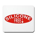 Silicone Free Mousepad