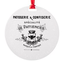 Patisserie-Sign Ornament