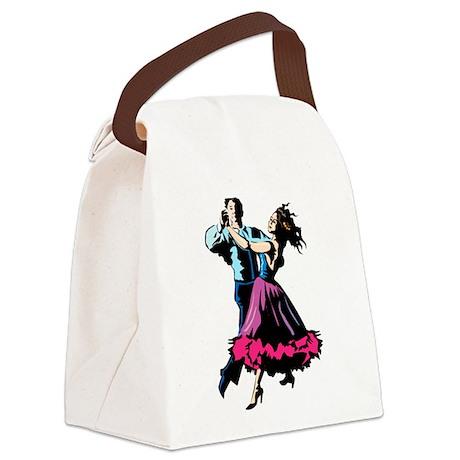 Tango! #2 Canvas Lunch Bag