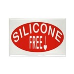 Silicone Free Rectangle Magnet