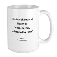 Voltaire Quote #1<br>Mug