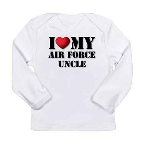 Air Force Uncle Long Sleeve T-Shirt