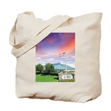 PAC Building Tote Bag