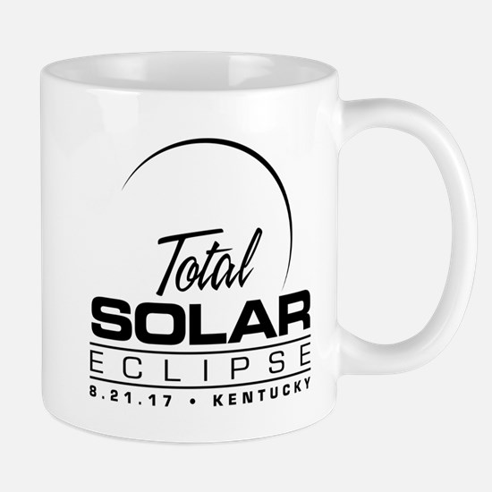Total Solar Eclipse Kentucky 2017 Mugs