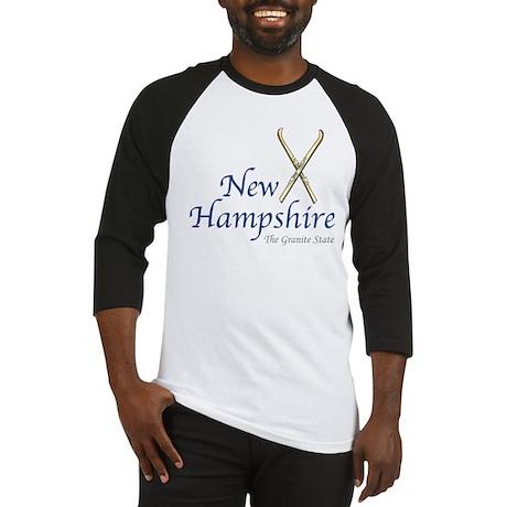 New Hampshire Baseball Jersey