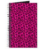 Leopard print Journals & Spiral Notebooks