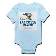 Future Lacrosse Player Like Uncle Body Suit