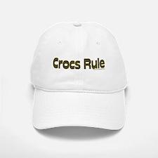 Crocs Rule Baseball Baseball Cap